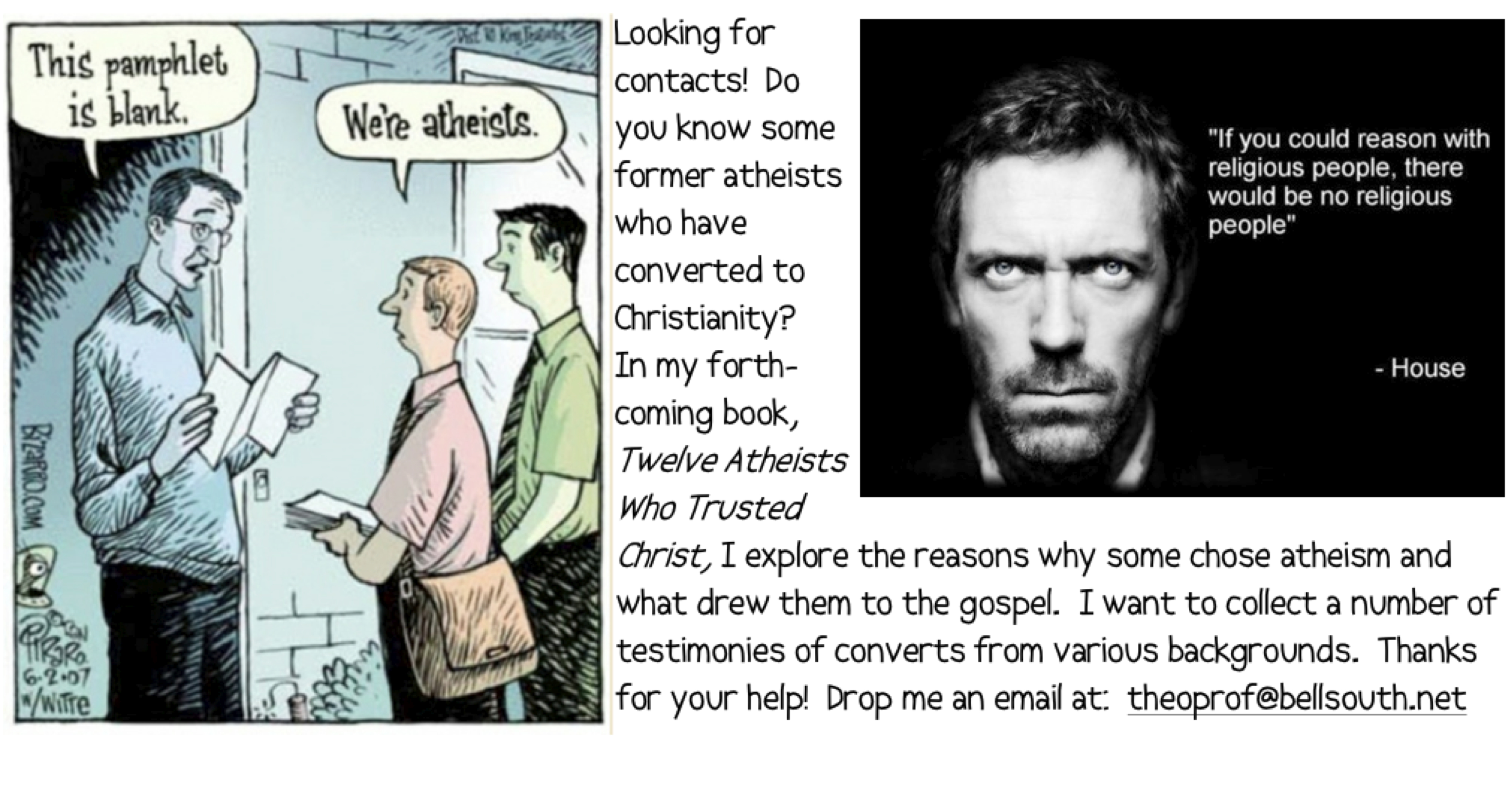 Famous Atheist Quotes Calling All Former Atheists  Drlarry Edixon
