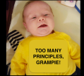 My grandson Jeremiah might say,