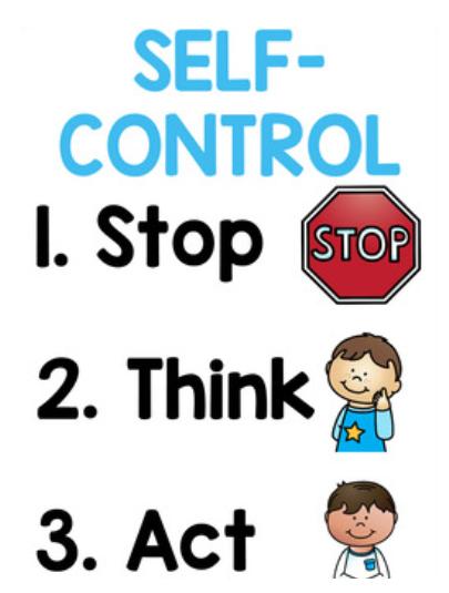 self-control |